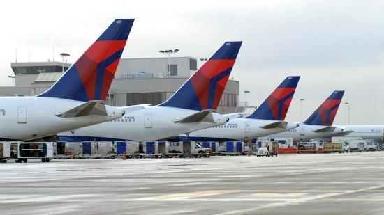 Federal labor mediators have rejected a union's claim that Delta Air Lines Inc. interfered with a failed drive to organize flight attendants last year.
