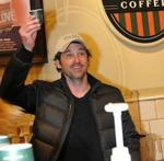 Patrick Dempsey wins Tully's Coffee