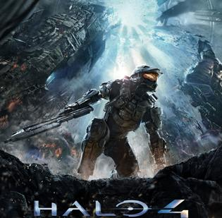 Microsoft released its Halo 4 game on Tuesday.