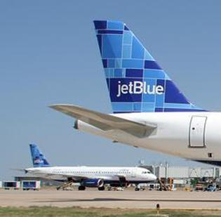 Philadelphia-to-Boston flyers could feel a little less blue about air fares now that Jet Blue will compete with US Airways on the route.