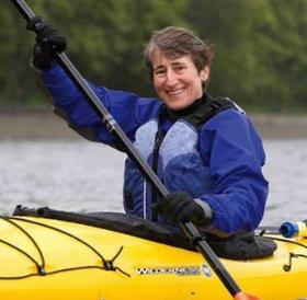 Sally Jewell worked in the oil fields of Oklahoma before taking the reins at REI.