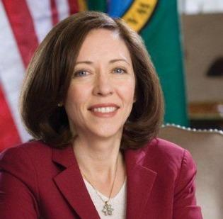 U.S. Sen. Maria Cantwell (D-Wash.) said the new PDX-to-Reagan National air route will provide new economic opportunity to the region.