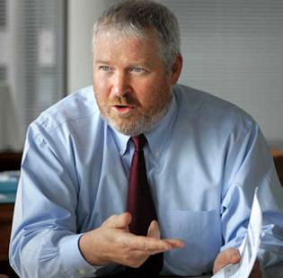 Seattle Mayor Mike McGinn will face Ed Murray in November's mayoral election.