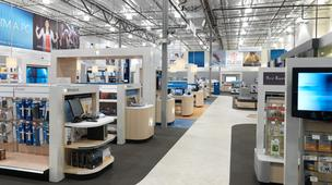 Microsoft has announced plans to open six new retail stores in 2013.