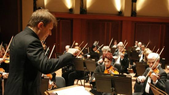 Musicians have reached a tentative contract agreement with the Seattle Symphony, pictured, and the Seattle Opera. Musicians are scheduled to vote on the contract May 14.