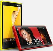 Nokia has shown an increase in sales of its Lumia smartphones, but its share of the market has remained the same.