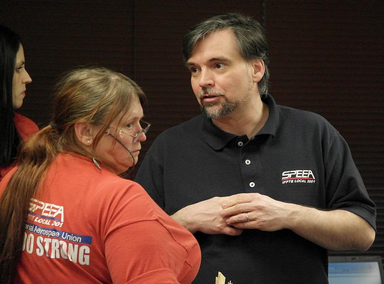 SPEEA Executive Director Ray Goforth will have to oversee a third ballot count in coming weeks, this one comprised of technical workers voting again on Boeing's last contract offer.