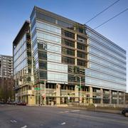 The Seventh and Madison building in downtown Seattle is up for sale, local commercial real estate brokers say.