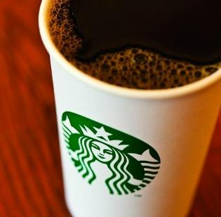Starbucks Coffee Co. (Nasdaq: SBUX) is the top company for social engagement, according to a new study by PhaseOne.