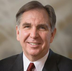 University of Washington President Michael Young