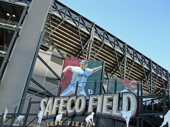 The Seattle Mariners have announced that they will move the fence at Safeco Field in four feet from the left field corner to a point about midway to the bullpens.
