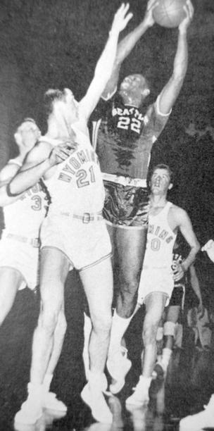 Basketball great Elgin Baylor once played for Seattle U.