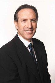 Howard Schultz is CEO of Starbucks Corp.