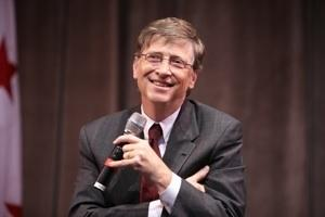 Bill Gates signed a memorandum of understanding with China to co-fund research and development to address the problems of the developing world.