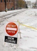 """McGinn seeks to avoid """"snowpocalypse"""""""