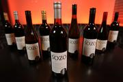 """Sozo Friends wines include varietals ranging from riesling to cabernet sauvignon and have names such as """"Compassion,"""" """"Contribute,"""" """"Generosity,"""" """"Gratitude,"""" """"Humanity"""" and """"Potential,"""" as pictured at Boka restaurant in Seattle."""