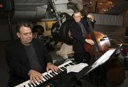 The O'Brien Jazz Trio performs at the Puget Sound Business Journal's 2013 Book of Lists Extravaganza.