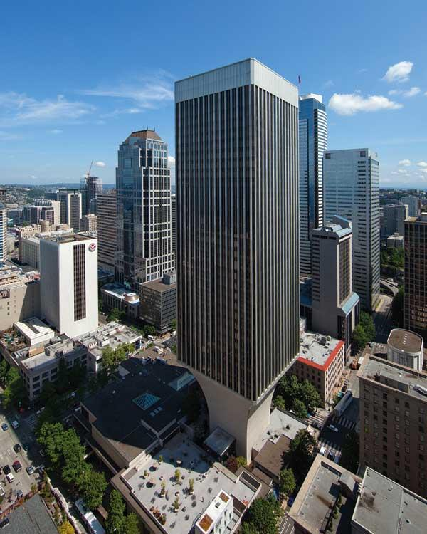 KeyBank has leased the entire 14th floor of Rainier Tower in downtown Seattle for a credit office focused on commercial lending.