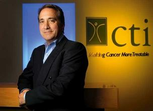 Cell Therapeutics CEO James Bianco