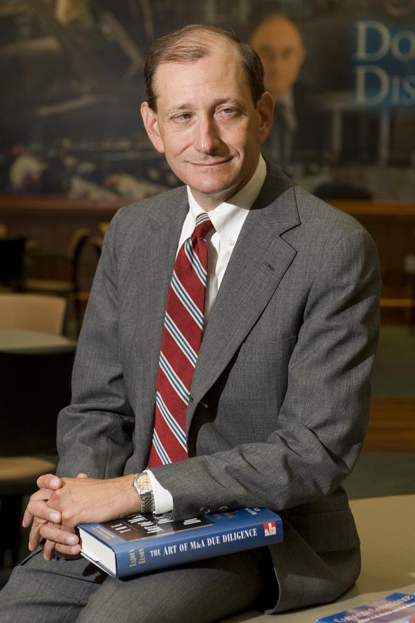 Charles Elson is a University of Delaware law professor and a leading authority on corporate governance issues.