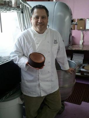 Rusty Federman of Rusty's Famous Cheesecake