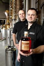 Wash. craft distillers see more demand, price concerns since privatization