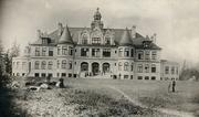 Administration Building, now Denny Hall, ca. 1896