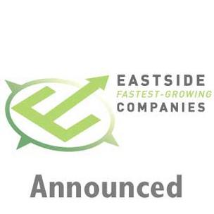 Which Eastside companies are growing fastest?