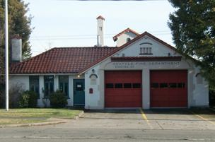Fire Station 37 in West Seattle requires a minimum offer of  $250,000.