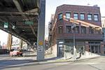 Old waterfront building's history sketchy in more ways than one (slide show)