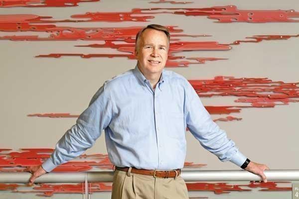 Perkins CoieManaging Partner Bob Giles