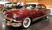A 1953 Kaiser Dragon 4-door sedan at the LeMay - America's Car Museum.