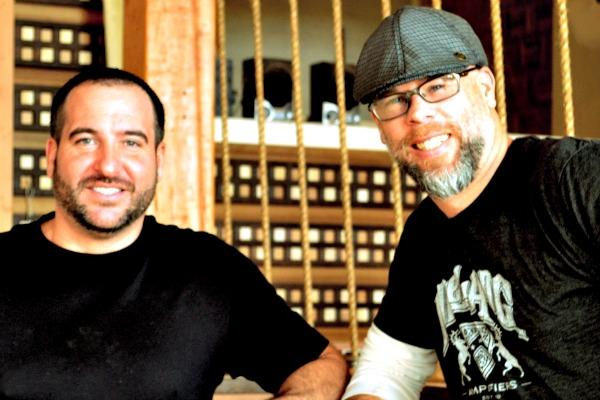 Nathan Opper (left) and Zak Melang open Ballard Annex Oyster House this week. It's their 10th restaurant, and their third in Seattle's Ballard neighborhood.