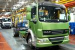 Paccar to build Brazil factory