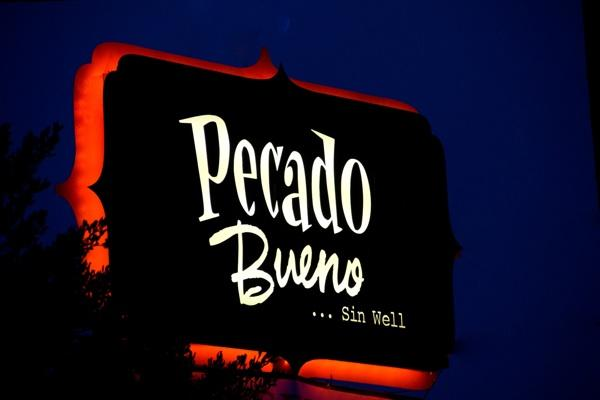 James Schmidt, who co-founded Taco Del Mar, opened Pecado Bueno in Fremont last fall.