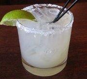 Pecado Bueno's $3 margaritas are a prime attraction.