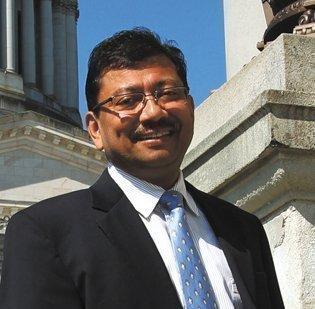 Arun Raha is Washington State's chief economist.