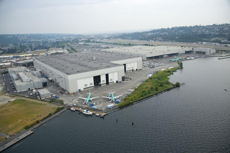 Boeing is boosting 737 production to a record 38 monthly, but will there be room in Renton for a new plane?