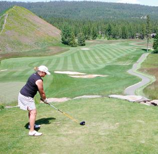 What's Washington state's toughest golf course?