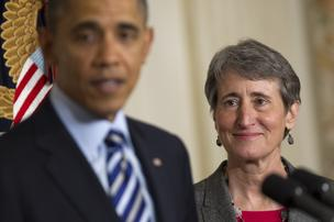 Pres. Barack Obama nominated REI Chief Executive Sally Jewell to be his Secretary of the Interior on Feb. 6.