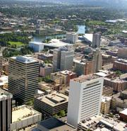 Washington (Shown: Spokane, Wash.)Economic loss: $461 millionJobs affected: 11,047