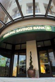 Sterling Savings Bank, based in Spokane, has $150.8 million in foreclosed property. It has $9.4 billion in assets. | Photo by Dan Schlatter