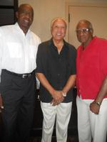 Lenny Wilkens draws big stars for charity