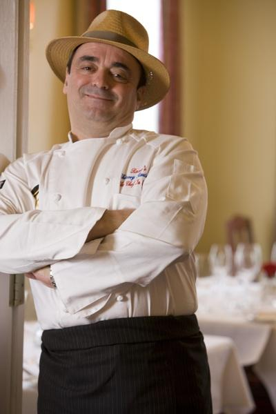 """Thierry Rautureau, the """"Chef in the Hat"""""""