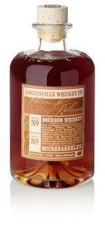 One big batch of bourbon, no Scotch, no beer