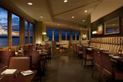 Overlooking Lake Washington from Kirkland, bin on the lake restaurant has dramatically reshaped the look of its menu to attract more customers.