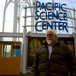 Pacific Science Center's first guest celebrates nonprofit's 50 years
