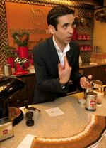 Illy's master barista challenges us to take a fresh look at Starbucks, Tully's