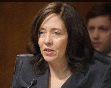 U.S. Sen. Maria Cantwell, D-Wash.