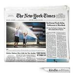 Kindle now offers NYTimes.com